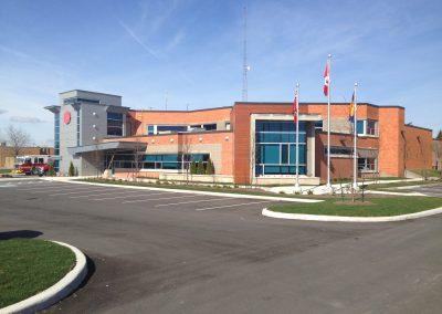 Burlington Fire Station Headquarters / Station No. 1
