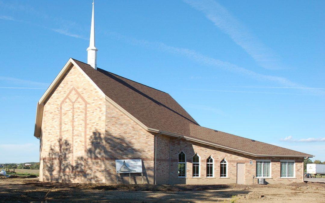 Spring Creek Free Reformed Church
