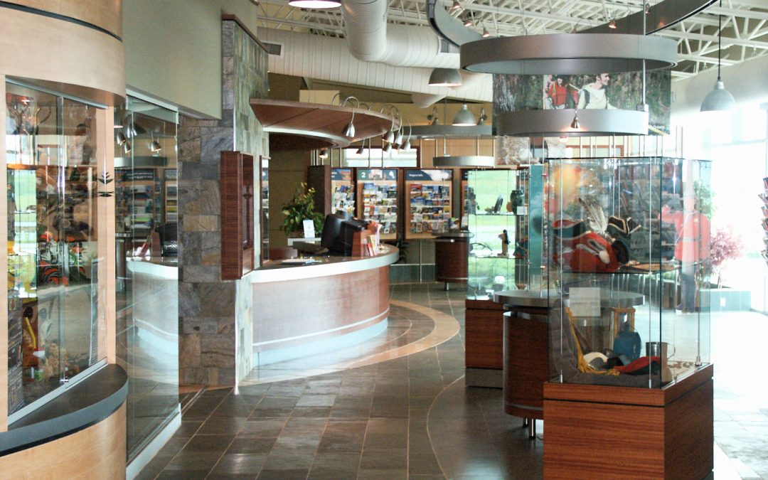 Ontario Tourism Centre at the Crossroads Pavilion