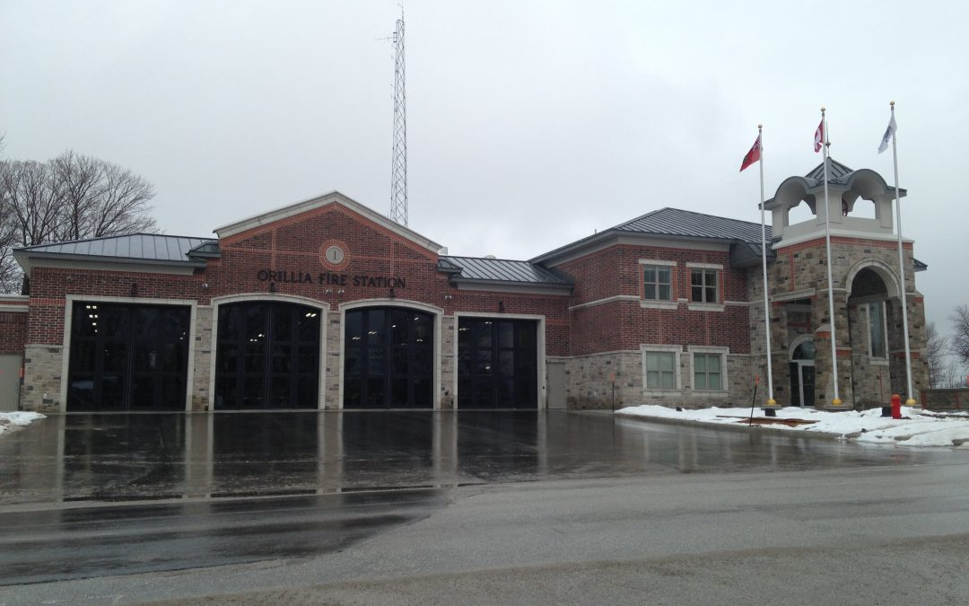 Orillia Fire Station No. 1