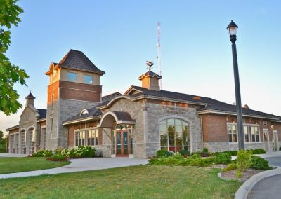 Fort Erie Central Fire Station