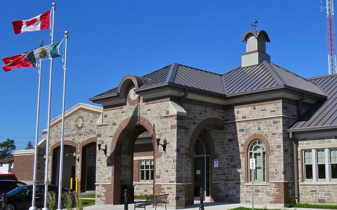 St. Catharines Fire Station No. 4